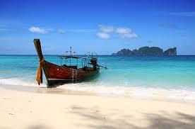 Mein Lieblingsstrand auf Koh Phi Phi